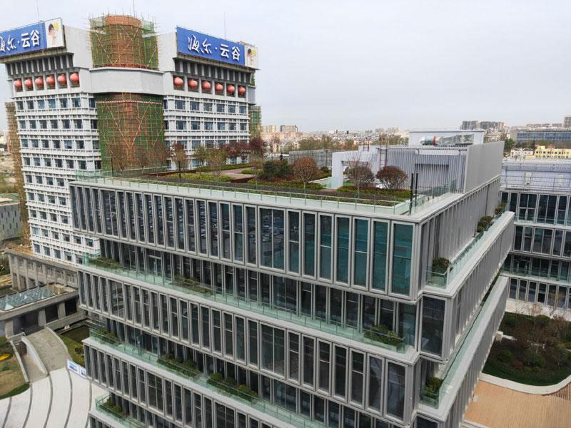 海��公司第四代建筑